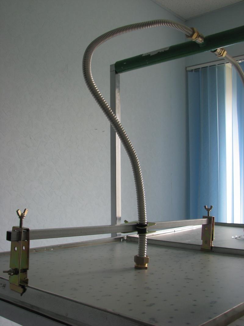 Использование гофротруб KOFULSO для монтажа спринклерных систем